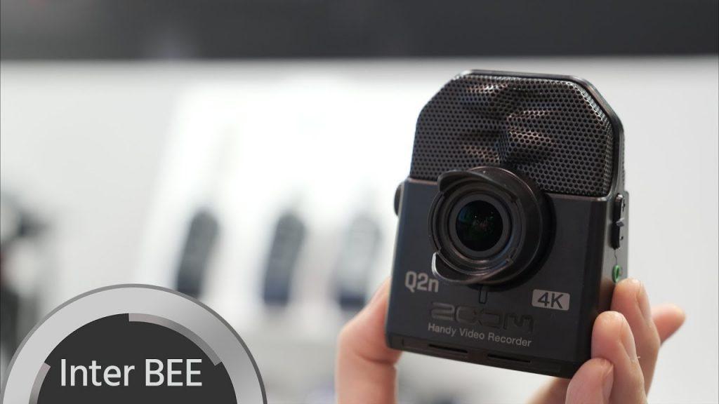 Zoom Q2n-4K Handy Video Recorders